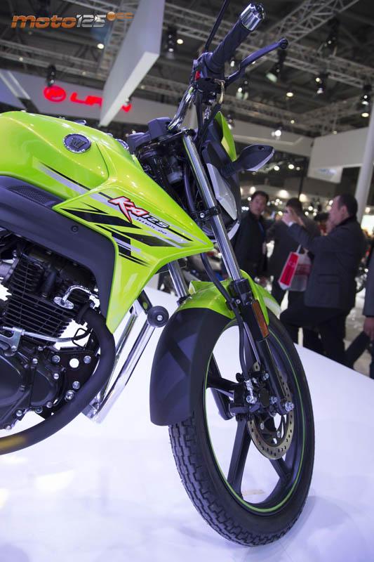 Salón EICMA de Milán 15 - Novedades 2016 - Moto125