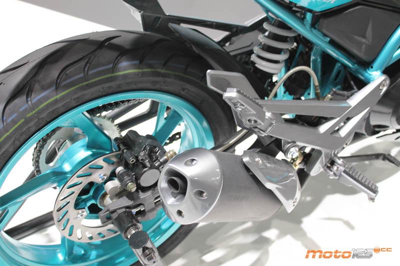 CF Moto NK 150 - Novedades Milán 16 - Moto125