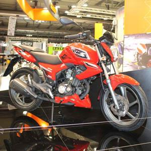 Novedades 2015 - CimaMotor - Haojue KA 125 - Moto125