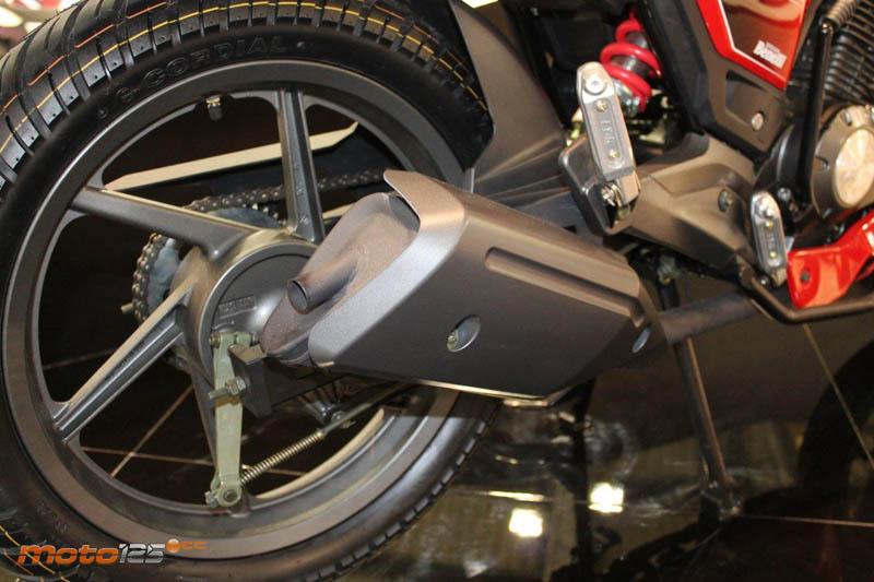 Keeway RKS Sport 125 - Novedades Milán 16 - Moto125