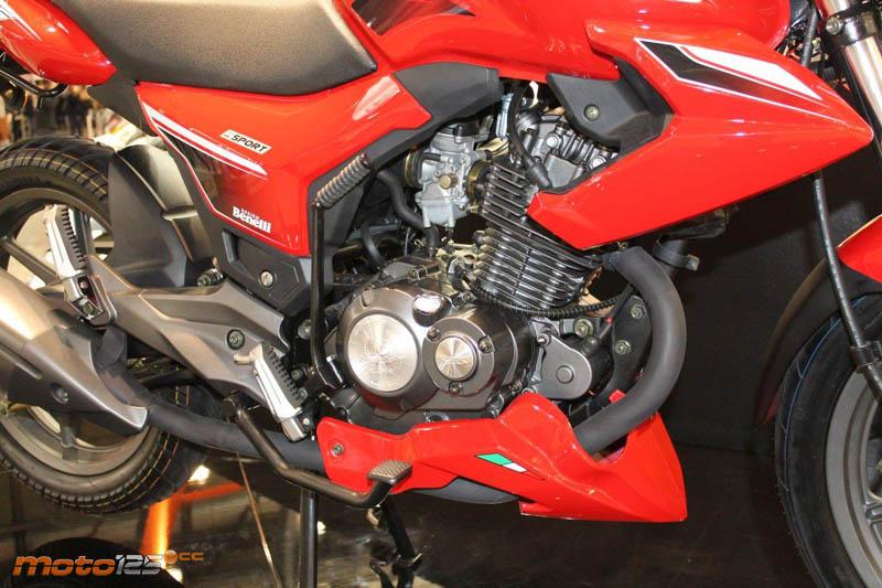 Keeway RKV 125: Moto Naked de Estilo Europeo de 125 cc