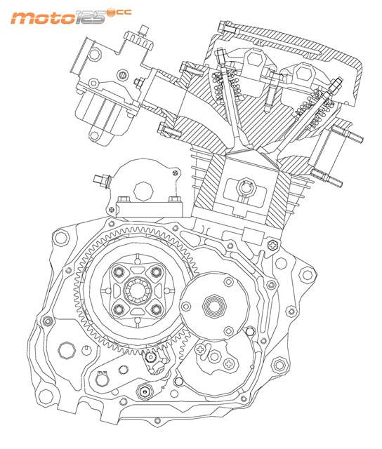 Hartford Mini 125 Divertidamente Seria Moto125