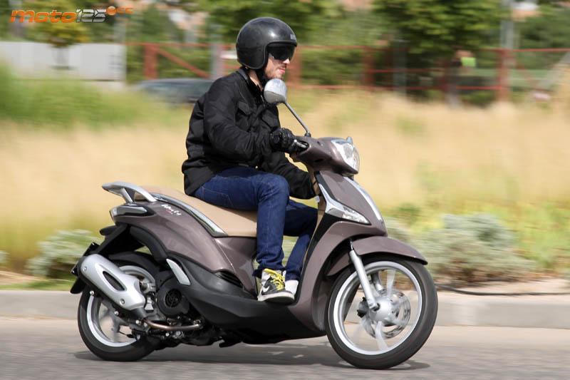 Piaggio Liberty 125 Abs Madurez Moto125