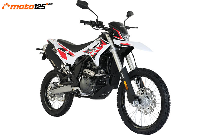 MH Motorcycles RYX 125