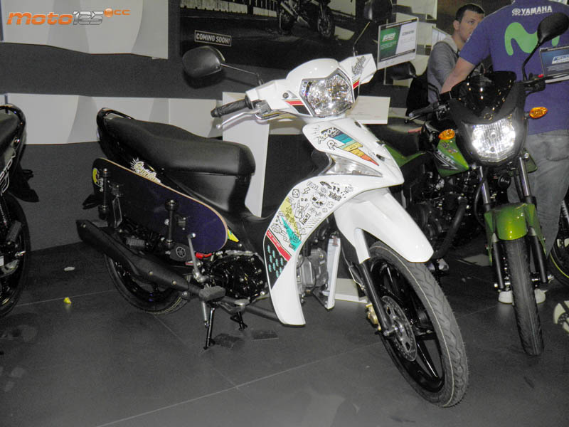 Yamaha Crypton 115 GP