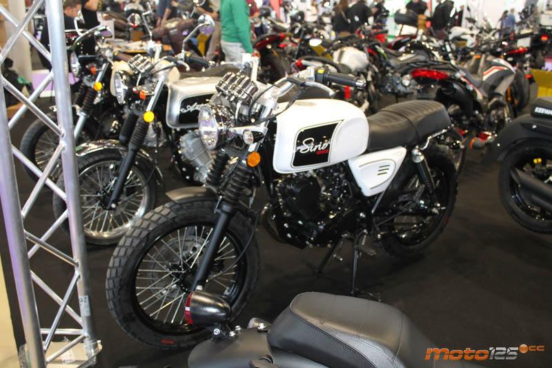 Orcal Astor Sprint Sirio 125 Moto125